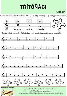 Program, Sheet Music, Music Sheets