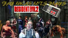 Fay Lucas Let's Plays Resident Evil 2 Leon A Part One Getting the Specia...
