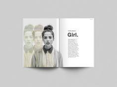 PSD Magazine Mockup