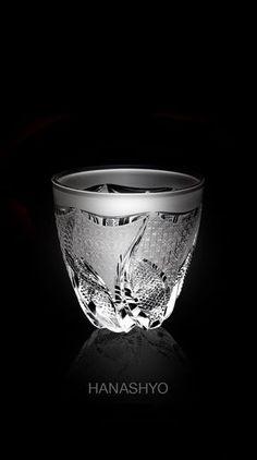 #glassware #edokiriko #white