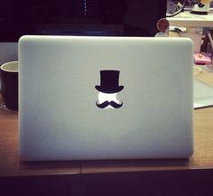 #macbook #decal #sticker