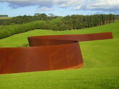 'Te Tuhirangi Contour' - Richard Serra, New Zealand