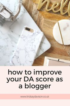 how to imporve your DA score as a blogger