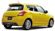 Suzuki Swift Sport 2013 - Motor Lovers