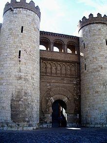 Palacio de la Aljafería - Wikipedia, la enciclopedia libre