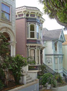 Victorian House - San Francisco, California