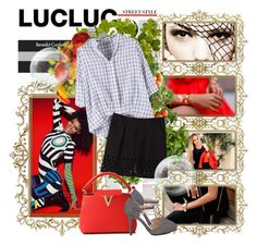 """LUCLUC 12"" by fashionmonsters ❤ liked on Polyvore featuring Boskke, Potting Shed Creations, OKA and lucluc"