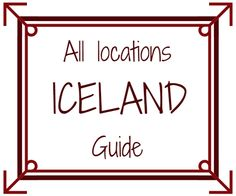Destination Guide Iceland