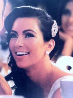 Kim Kardashian I'm so jealous of you.