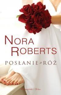 Okładka książki Posłanie z róż