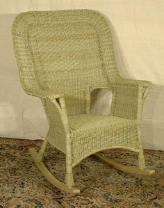 wicker rocking chair outdoor - Bing Images