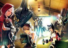 God Eater 2 Rage Burst | PlayStation Vita