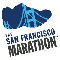 San Francisco Marathon - Run over the golden gate bridge!