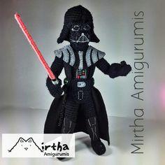 Amigurumi Star Wars Tutorial : 1000+ images about star wars by Mirtha Amigurumis on ...