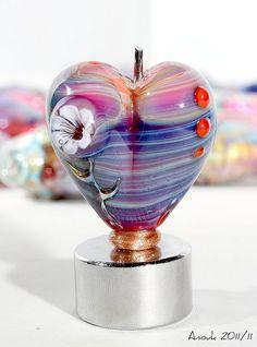 Flower Heart by Anouk Jasperse, via Flickr