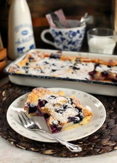 Áfonyás tejpite, avagy clafoutis | Street Kitchen Cake Cookies, Food Styling, Blueberry, Cereal, French Toast, Food And Drink, Sweets, Breakfast, Recipes