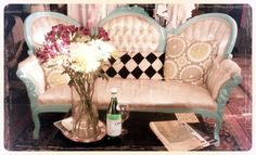 Repurposed furniture pieces, reclaimed wood built to specifications. True history throughout!