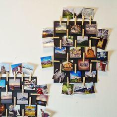 Schöne Bilder gehören an die Wand. So könnt ihr eure Instagram Fotos entwickeln lassen.