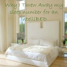 I am very excited about our new mattress ... here's the research I did and the nontoxic bed that we chose and why: http://www.thehealthyhomeeconomist.com/threw-away-sleep-number-for-intellibed/