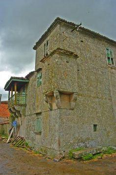 Pazo de Casasoá, Maceda (Ourense)