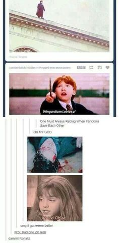 It's LeviOsa, not LeviosA!! -- This made my day! ;D