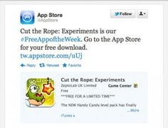New by Apple ? Free app of the week  ?