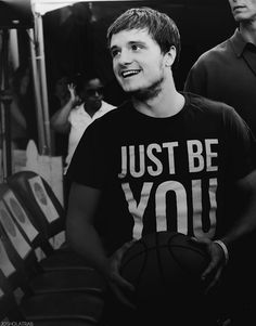 Josh is all about being yourself :)