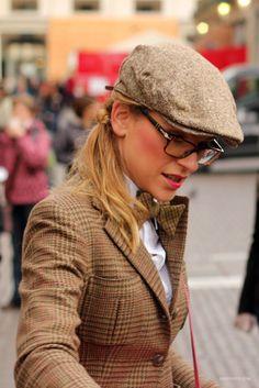 Flatcap and tweed jacket. Tweed Jacket cd34034eda