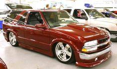 Custom 2001 Chevy Blazer Lowridernice