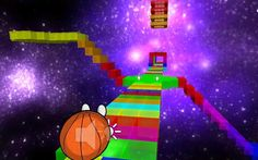 Don't Break the Balls 2, a #Unity 3D platform by Jester! #gamesinitaly #indiegames #videogames