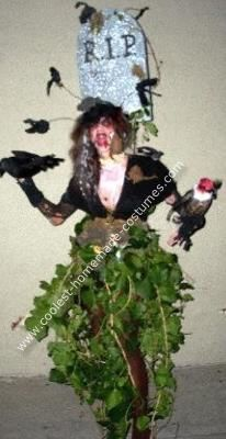 coolest corpse costume scary halloween