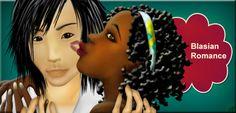 Blasian Love #ambw #interracial