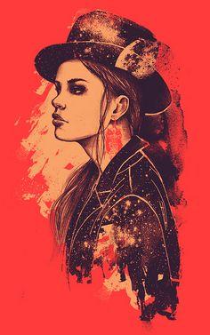 Nanda Correa Illustrations NandaCorrea@deviantart