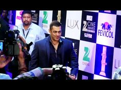 Salman Khan @ Red Carpet of Zee Cine Awards 2016 | FULL UNCUT VIDEO.