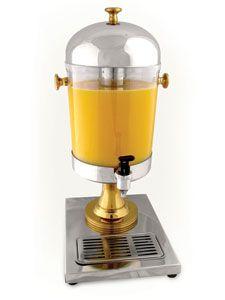 2.2 Gallon Clear Juice Dispenser / Beverage Dispenser