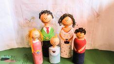 dolls made of plastic bottles for nativity