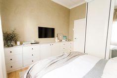 Kyal and Kara master bedroom