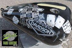 Custom Paint Casino Tank