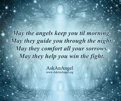 #Angel Prayer Follow us on IG @ askanangel1 or Visit AskAnAngel.org