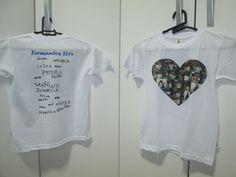 Camisetas: Faculdades/Escolas/Formaturas/etc !!! Você encontra na Silkstars !!! contato@silkstars.com.br
