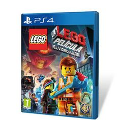 LEGO MOVIE: THE VIDEOGAME PARA PS4
