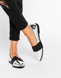 ASOS | ASOS MAMBO Flat Shoes at ASOS