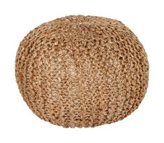 'Bermuda Sphere Pouf by Surya. @2Modern'