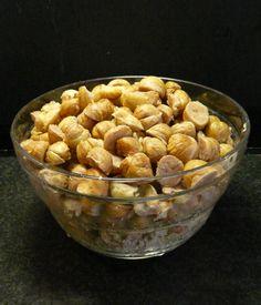 tamme kastanjes: bewaren en recepten