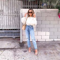Classic Wardrobe, Fashion 2020, Chic Outfits, Spring Summer Fashion, New Look, Mom Jeans, Style Inspiration, Boho, My Style