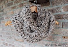 Crochet Chained Ear Warmer - Headband Pattern by Rescued Paw Designs