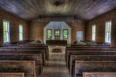 Missionary Baptist Church by Photomatt28, via Flickr
