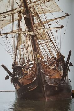 ltwilliammowett: HMS Surprise - Dear Old Vessels Model Warships, Old Sailing Ships, Tug Boats, Sail Boats, Ship Of The Line, Wooden Ship, Wooden Boats, Tall Ships, Pirates Of The Caribbean
