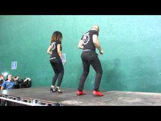 ATACA Y LA ALEMANA TALLER en el FESTIVAL INTERNACIONAL CON SENTIMIENTO DE MADRID 07 12 2013