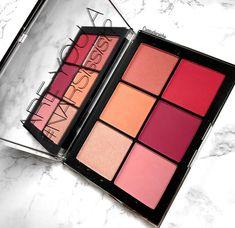 Lovely blush palette Makeup 101, Makeup To Buy, Makeup Dupes, Makeup Goals, Eye Makeup, Hair Makeup, Makeup Products, Beauty Products, Nars Blush Palette